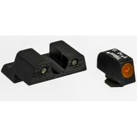 Мушка-целик Trijicon HD night sights (GL1010) для пистолетов Glock (Глок) 600538