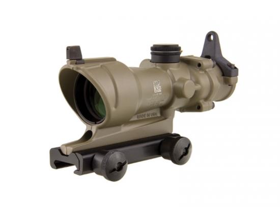Колиматорный прицел Trijicon ACOG® 4x32 Tritium Riflescope - 5,56 / .223 BDC (TA01-D-100319)