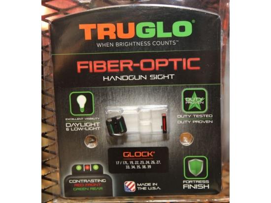 Мушка оптоволоконная - прицел зеленый/красный TRUGLO (TG131G1)