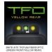 Мушка оптоволоконная - прицел TRUGLO TFO™ TRITIUM (зеленый/желтый) (TG131GT1Y)
