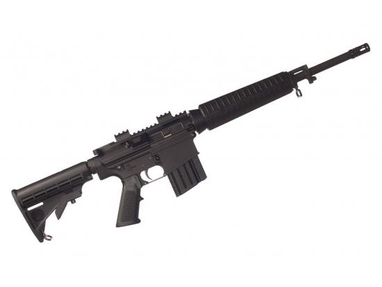 """Полуавтоматический карабин Bushmaster 16"""" .308 ORC (Optics Ready Carbine) черный"""