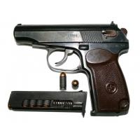 Пистолет спортивный С-ПМА (пистолет Макарова ПМ) калибра 9x18 Makarov