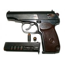 """Оружие списанное (охолощенное) Пистолет модели """"ПМ-СХ"""" (Макарова)"""